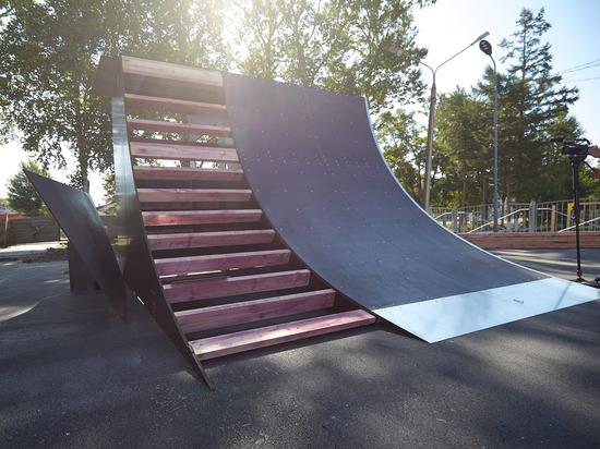 Лучший скейт-парк Южно-Сахалинска почти достроили
