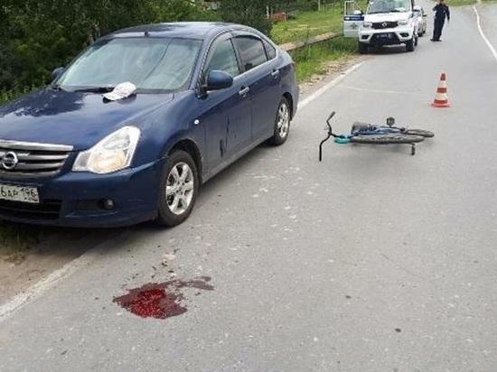 Выросло количество погибших и травмировавшихся велосипедистов в Свердловской области