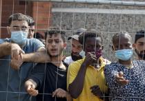 В июле 2021 года литовские пограничники задержали в республике в 100 раз больше нелегальных мигрантов, чем в январе того же года