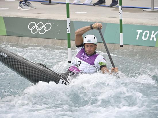 Гребец-саломист Савшек стал олимпийским чемпионом с третьей попытки