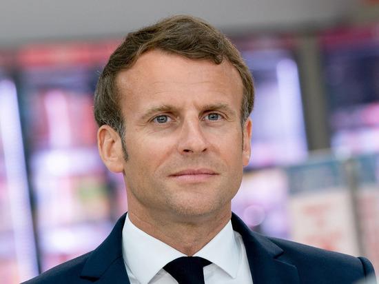 Полинезийцы дали президенту Франции Макрону новое имя