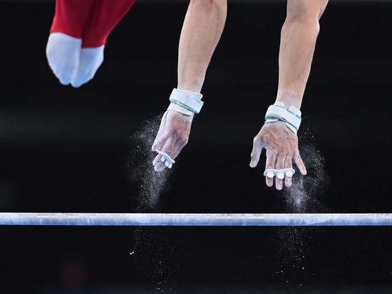 Российские гимнасты взяли золото в командном многоборье