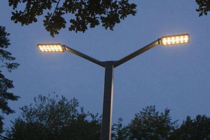 Костромская экономия: в Галиче городские власти экономят на светодиодных фонарях