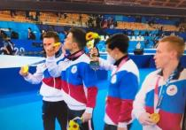 А вот так! Никита Нагорный, Артур Далалоян, Давид Белявский и Денис Аблязин спустя 25 лет после победы наших спортивных гимнастов в Атланте-1996 вернули «золото» командного многоборья в Россию! Они должны были сделать это в прошлом году, если бы Олимпийские игры не перенесли.
