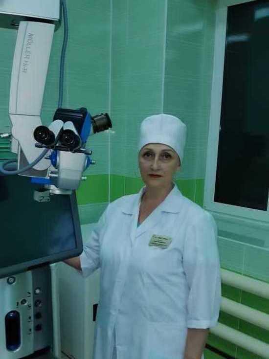 Лучшая медсестра России работает в нижегородской областной больнице