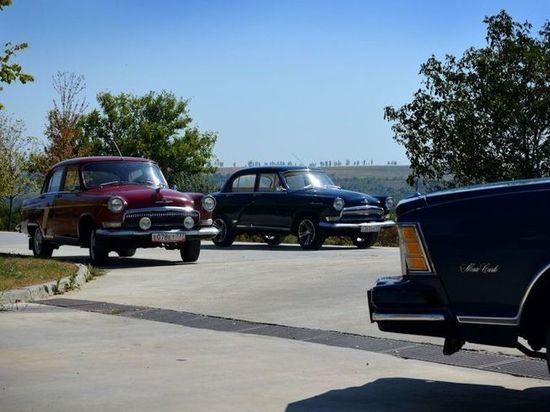 Ростовская область примет туристический пробег на ретро-машинах