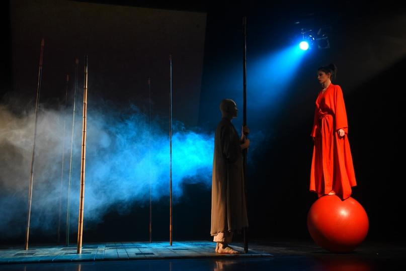 Два спектакля на фестивале в Пскове представит петербургский Упсала-Цирк, фото-2