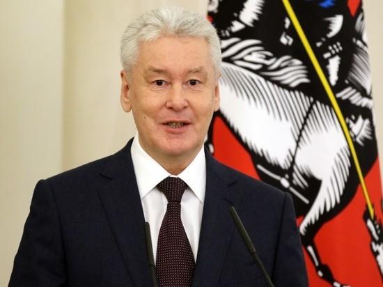 Собянин заявил о снижении числа больных коронавирусом москвичей