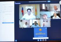 Под председательством спикера республиканского парламента Альбины Егоровой состоялось заседание Президиума Государственного Совета Чувашской Республики, которое прошло в режиме видеоконференцсвязи