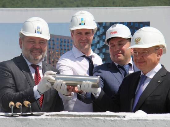 Новый жилой комплекс начнут возводить в Южно-Сахалинске