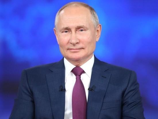 Путин поздравил российских гимнастов с победой на Олимпиаде