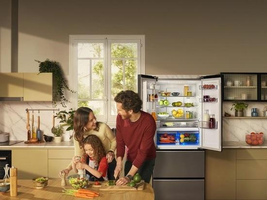 Новые холодильники Beko имитируют фотосинтез и сохраняют витамины в овощах и фруктах.