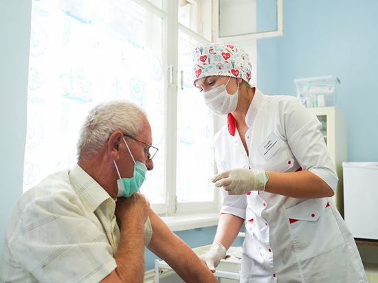 Еще один пункт вакцинации от коронавируса откроют в Твери