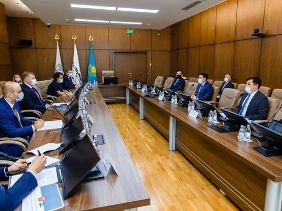 Астраханская область будет строить суда для Казахстана