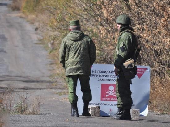 Силовики ЛНР подавили огневой удар ВСУ в Донбассе