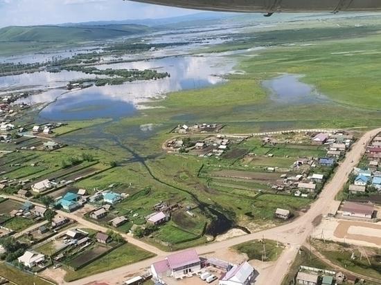 Почти 200 обращений поступило от пострадавших во время наводнения в Забайкалье