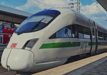 Германия: Для Deutsche Bahn имеется немало альтернатив