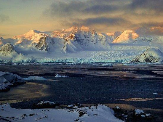 В Антарктиде обнаружена полностью свободная от микробов почва