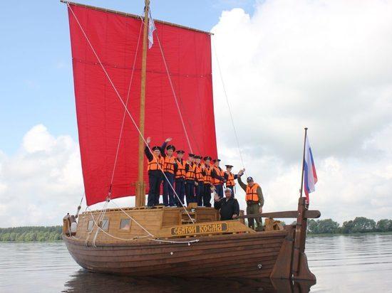 «Паллада»: о новом судне, планах, походах и юнгах