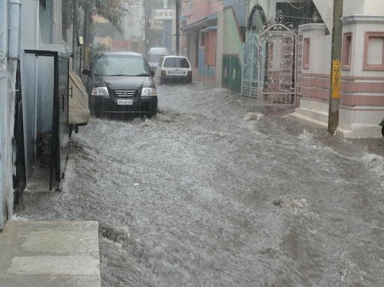 Глава Забайкалья оценил ущерб от наводнения в 3,7 миллиарда рублей