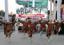 Коллектив из Якутии впервые показал этнозумбу в фестивале в Турции