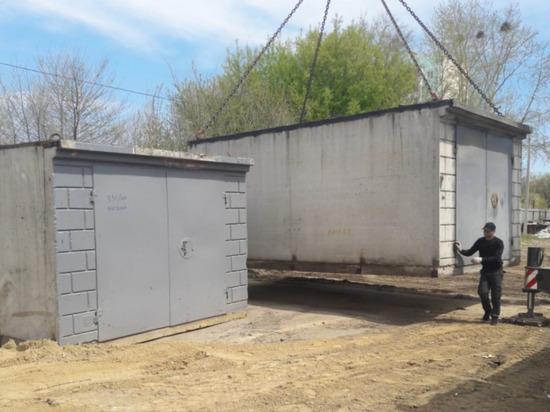 Незаконные гаражи исчезнут с улиц и дворов Благовещенска через три года