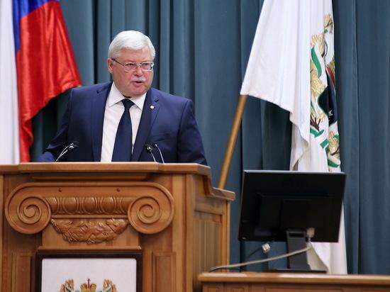 Губернатор Жвачкин попросил умных томичей добровольно привиться от COVID-19