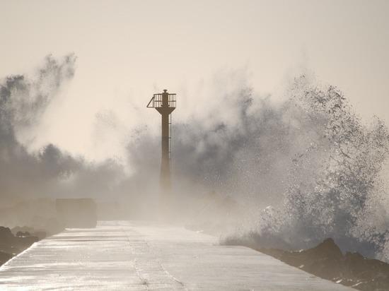 Свирепствовавший в Китае тайфун «Непартак» движется на Сахалин