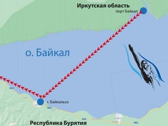 Вплавь через Байкал: такой путь решила преодолеть спортсменка из Ивановской области