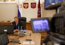 Губернатор Алтайского края Виктор Томенко ответил на вопросы журналистов в рамках онлайн пресс-конференции