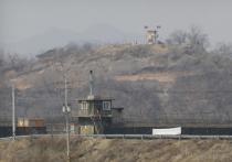 Между  Северной и Южной Кореей восстановлена телефонная связь