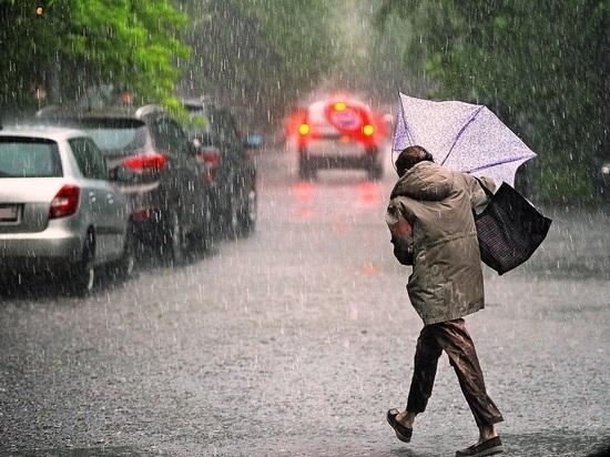В ряде регионов России в Гидрометцентре спрогнозировали опасную погоду