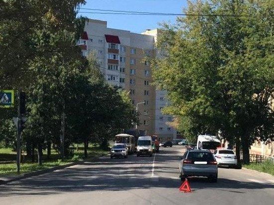 В Кирове «Вольво» травмировала 10-летнего мальчика на велосипеде