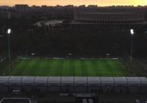 В Краснодаре демонтируют домашний стадион молодежных команд футбольной академии