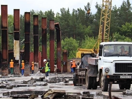 Утилизацию продукции завершили на «Алтайском бройлере»