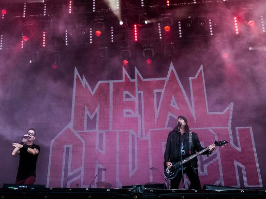 Вокалист Metal Church Майк Хоу умер в 55 лет