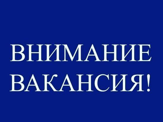 МЧС Калмыкии ищет нового сотрудника