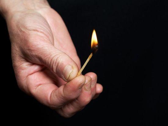 Поджегших кафе на Ветеранов вандалов задержали в Красносельском районе