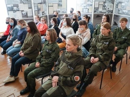 Жители Ишима знакомятся с уникальными документами времен Великой Отечественной войны