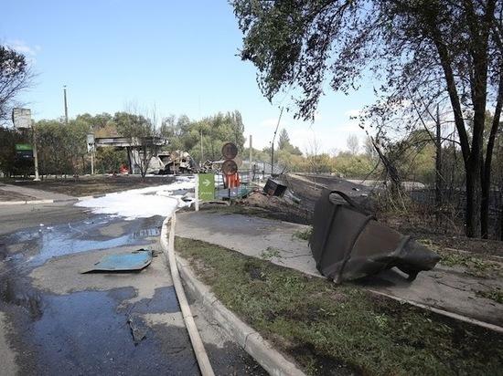 Обвиняемым по делу о взрыве на АЗС в Волгограде грозит до 5 лет колонии