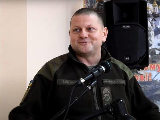 Зеленский назначил нового главкома ВСУ