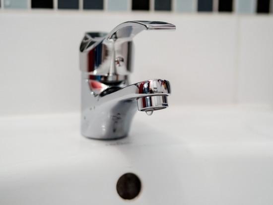 28 июля в Рязани отключат холодную воду на пяти улицах