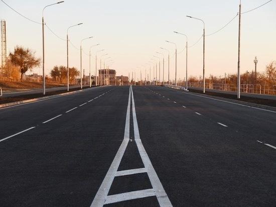 В Волгограде на Третьей Продольной магистрали снизили скоростной режим