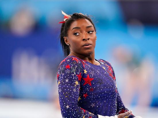 Американка Байлз назвала реальную причину снятия с олимпийского турнира