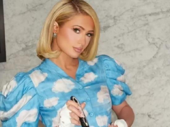 Знаменитая блондинка Пэрис Хилтон скоро станет матерью