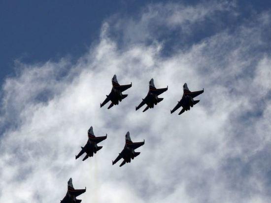 США заявили о перехвате рекордного числа самолетов России в Арктике
