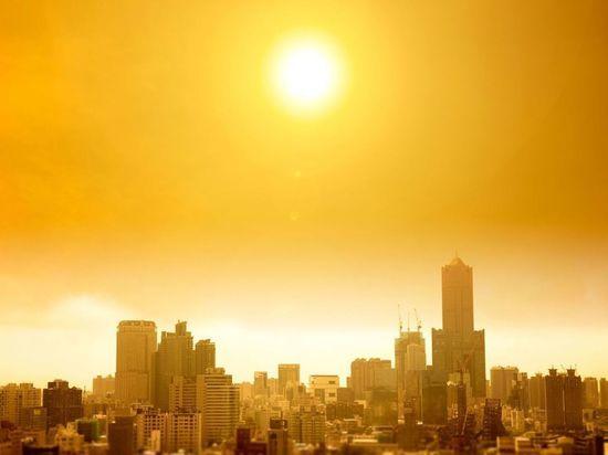 Воздух в Петербурге может прогреться до +42 градусов