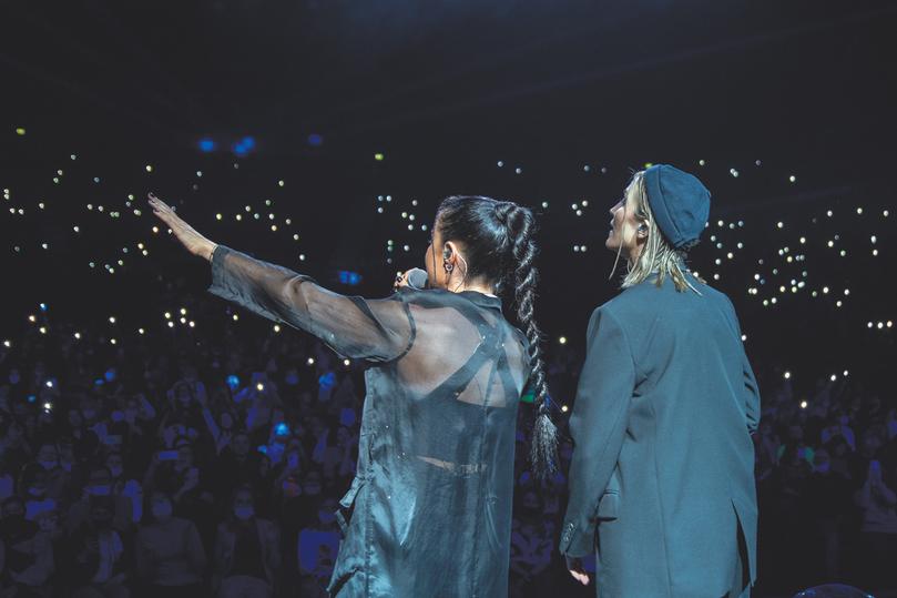 «2Маши» оценили свои шансы на «Евровидении»