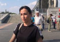 Полиция отпустила кандидата в Госдуму Анастасию Удальцову