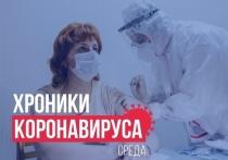 Хроники коронавируса в Тверской области: главное к 28 июля